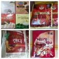 Bánh kẹo, kẹo sâm, kẹo quế Hàn Quốc